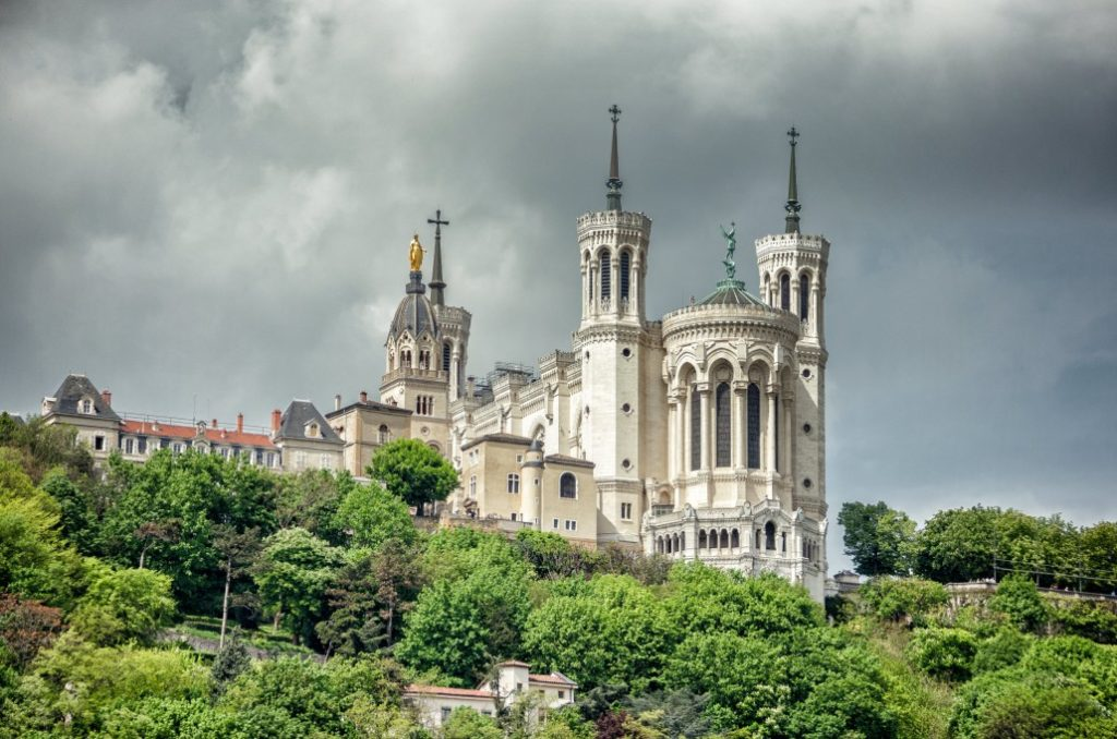 Notre-Dame de Fourvière, Frankreich