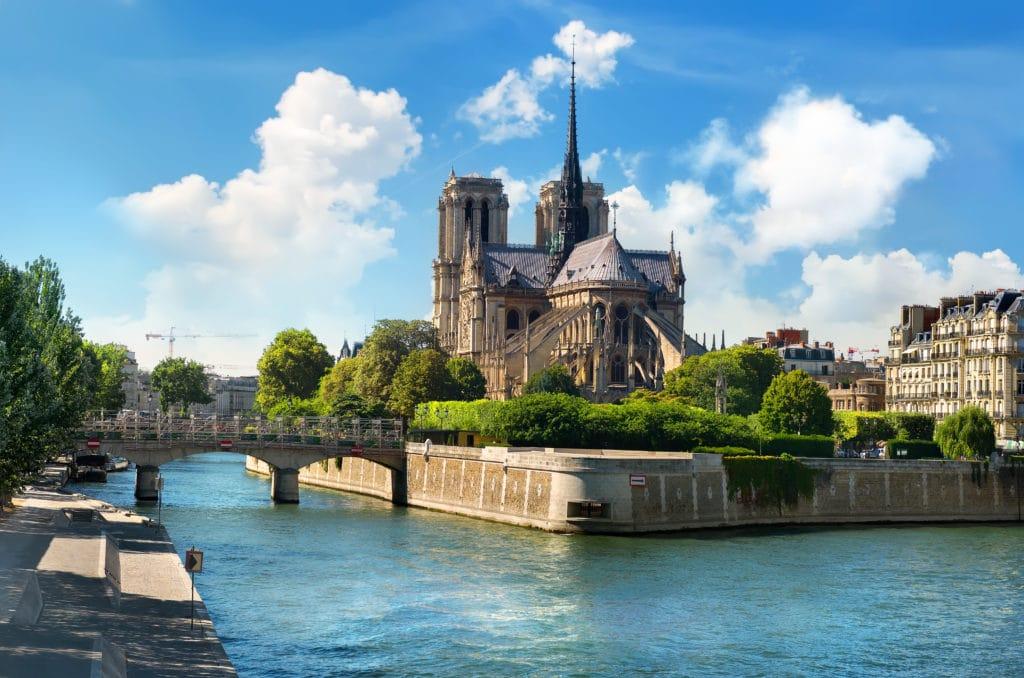 Kathedrale Notre-Dame de Paris, Frankreich