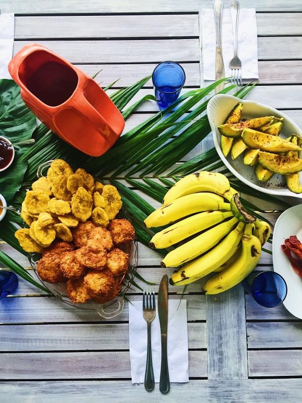Früchte in Dominikanische Republik