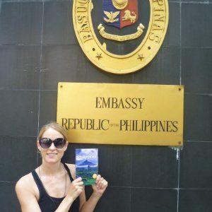 Philippinische Botschaft Bangkok
