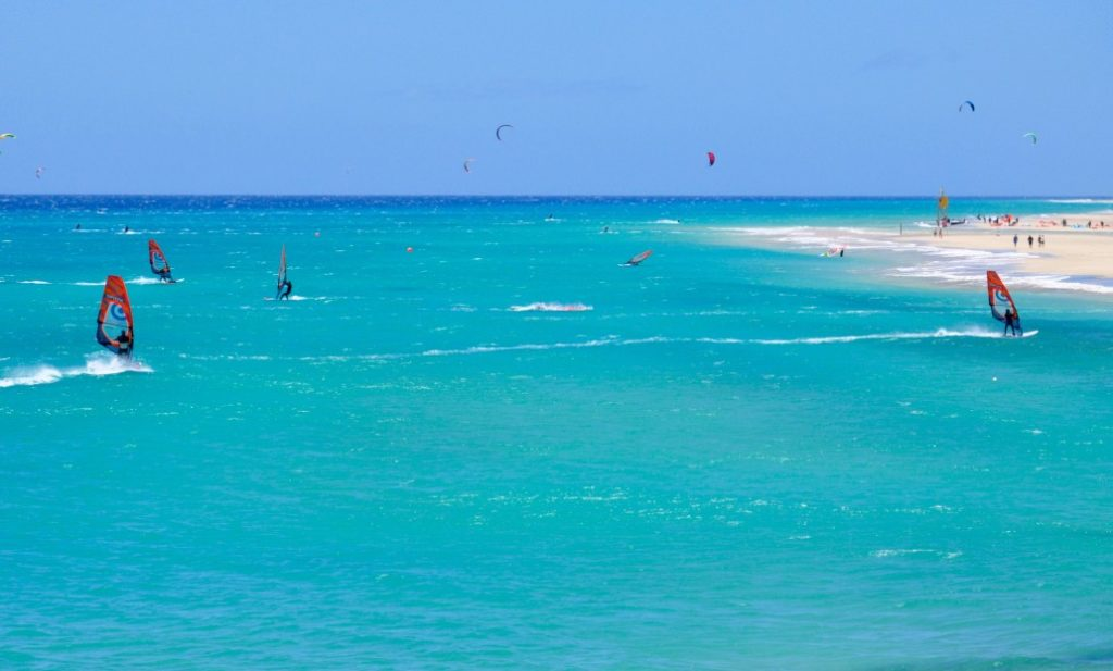 Playa de Sotavento – Costa Calma, Fuerteventura