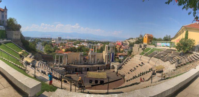 Plovdiv (Bulgarien) – spannende Reise in eine der ältesten Städte Europas