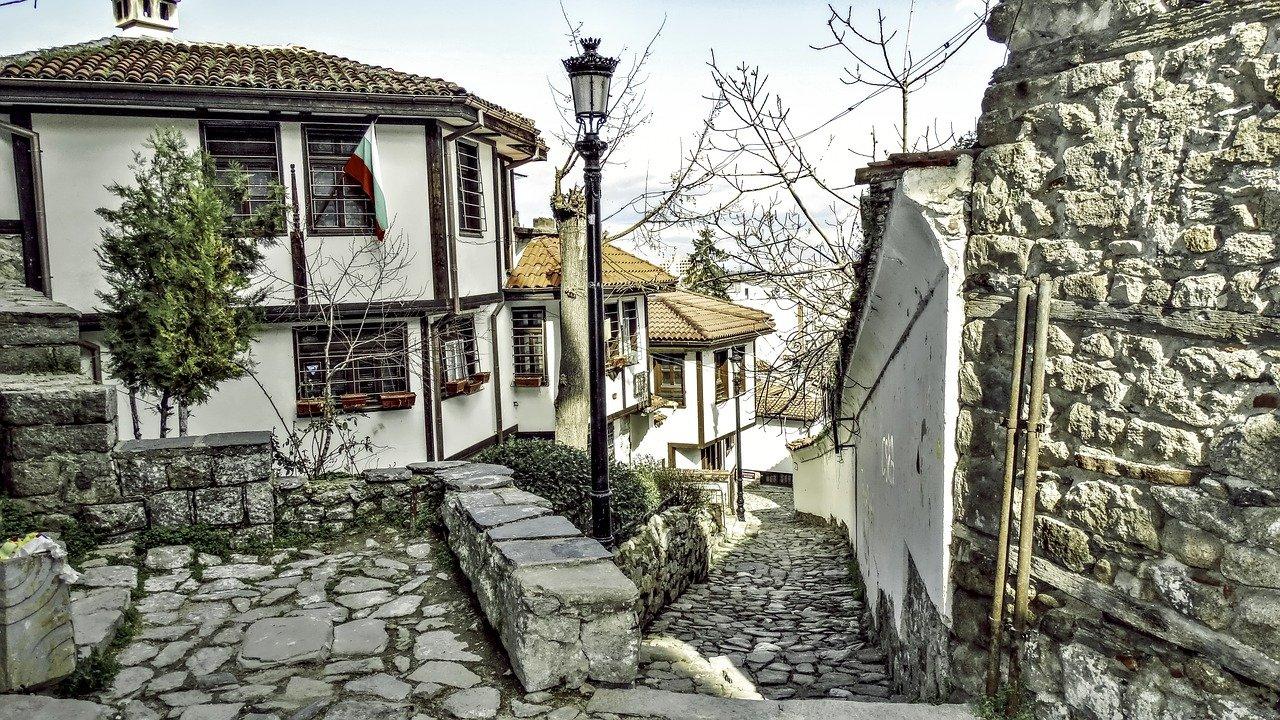 Plovdiv(Bulgarien) Kulturstadt in Europa für 2019