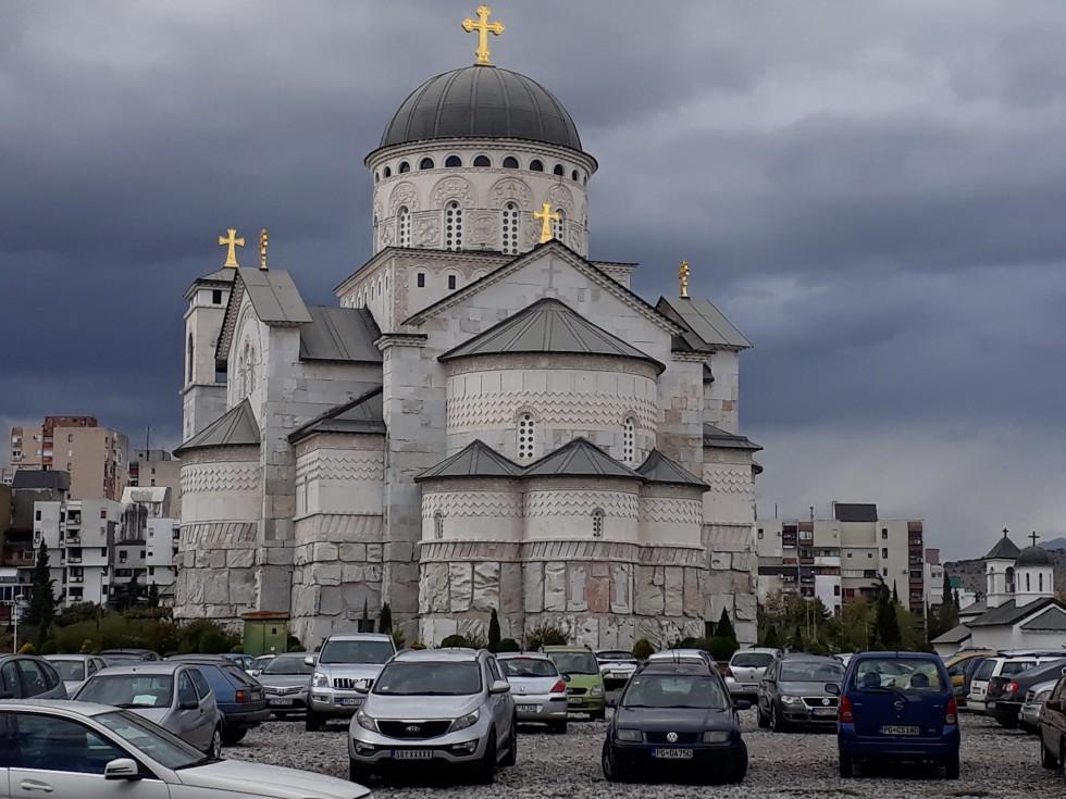 Kathedrale der Auferstehung Christi, Podgorica