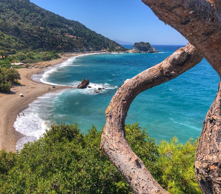 Kokkari Strand, Samos Island