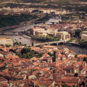 Die Hauptstadt Prag