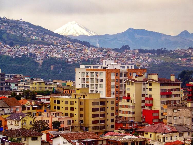 Backpacking Quito, Ecuador