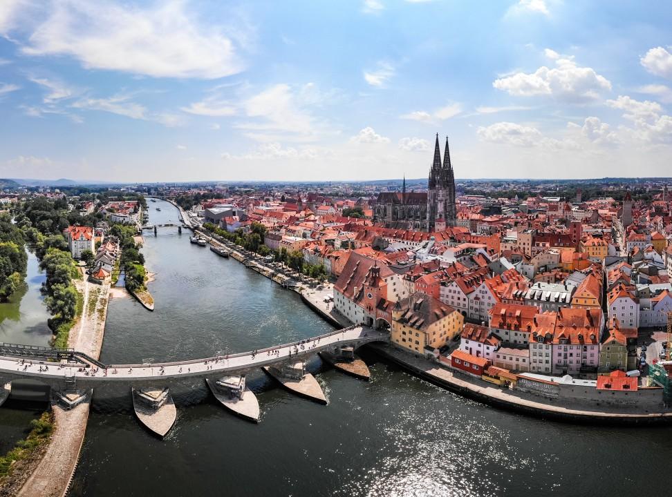 Regensburg, Ostbayern