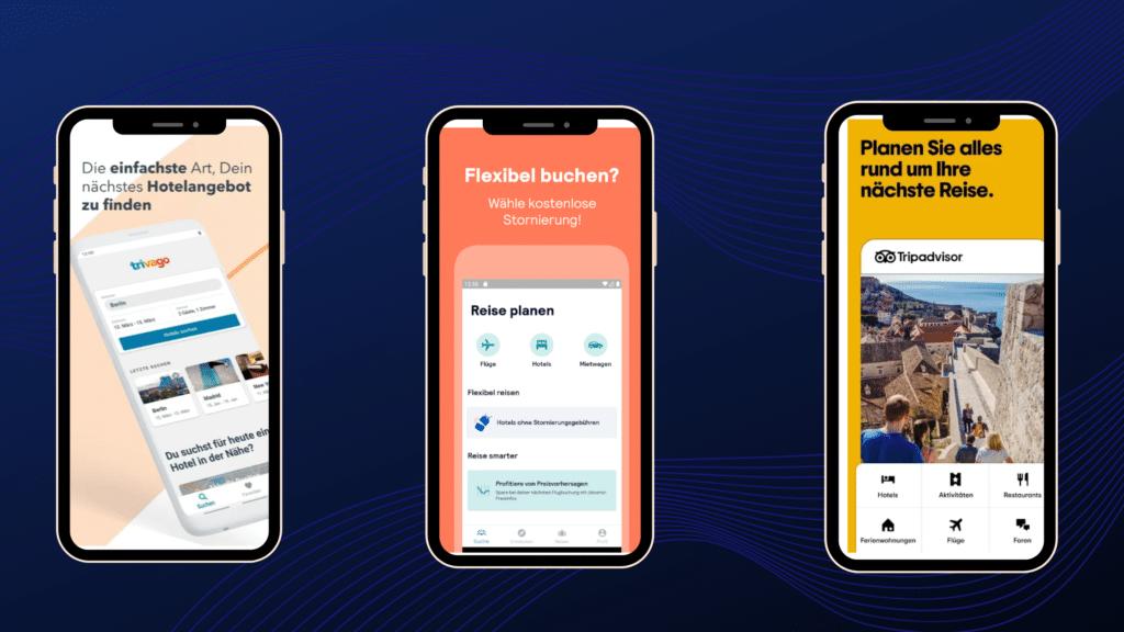 Die besten Reise Apps für 2020