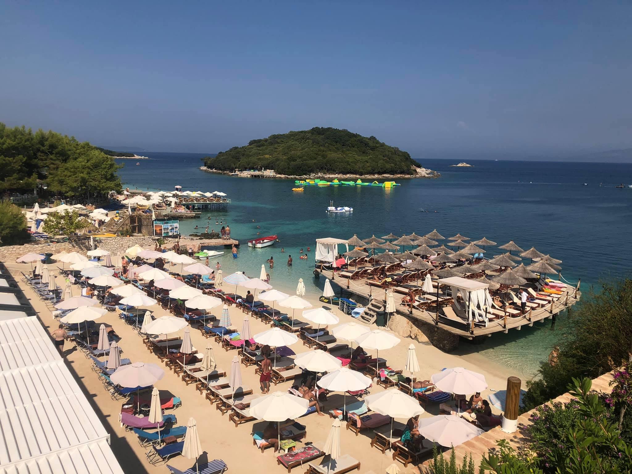 Beste Reisezeit nach Ksamil, Albanien