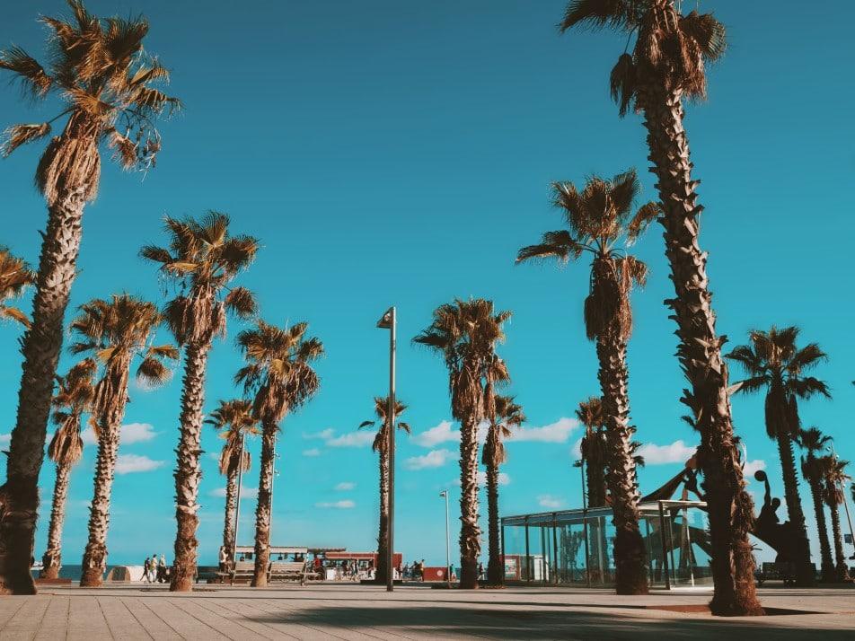 Beste Reisezeit in Spanien