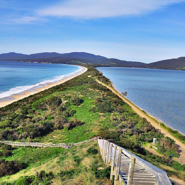 Beste Resiezeit in Tasmanien