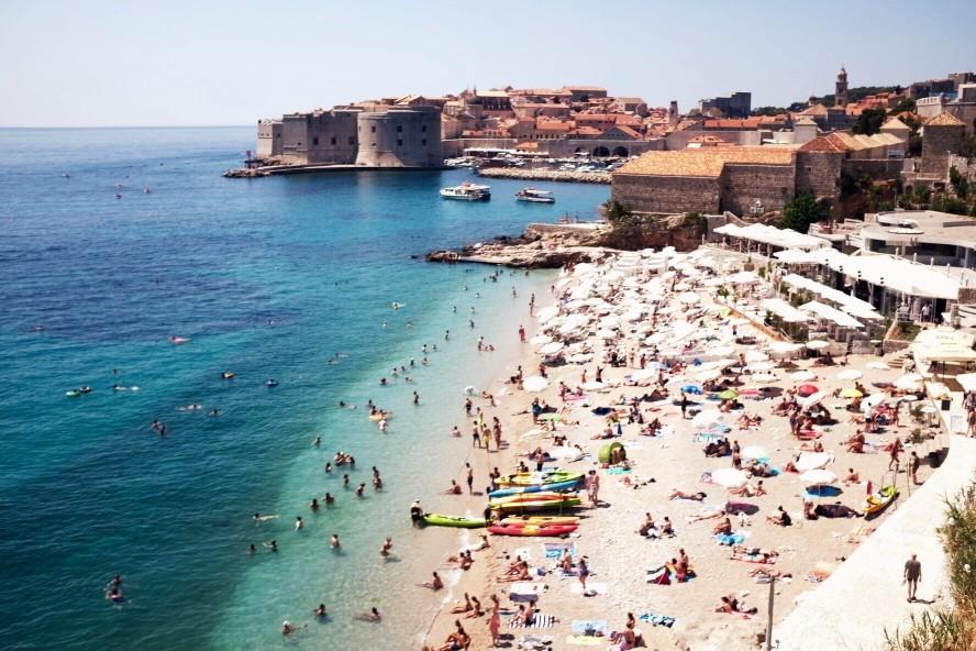 Beste Resiezeit für Backpackers in Kroatien