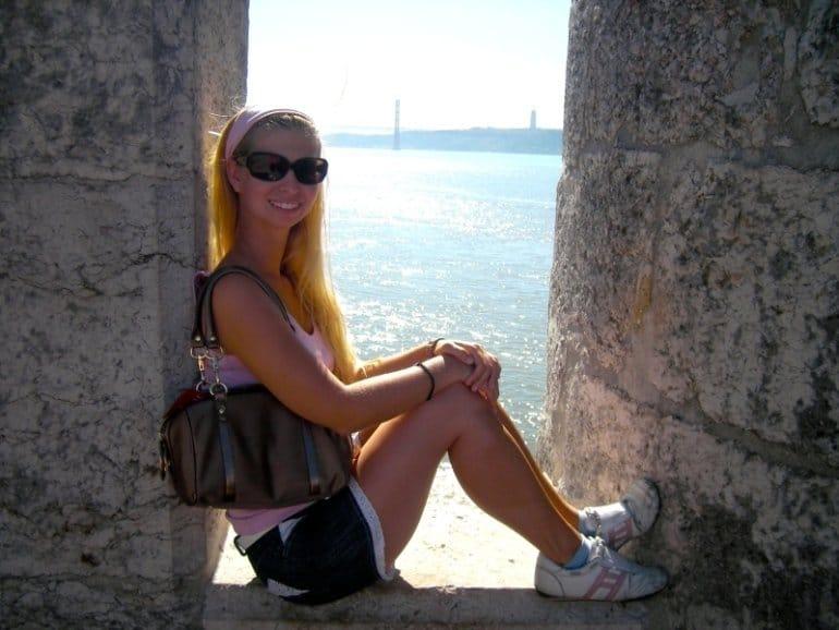 In der portugiesischen Hauptstadt Lissabon
