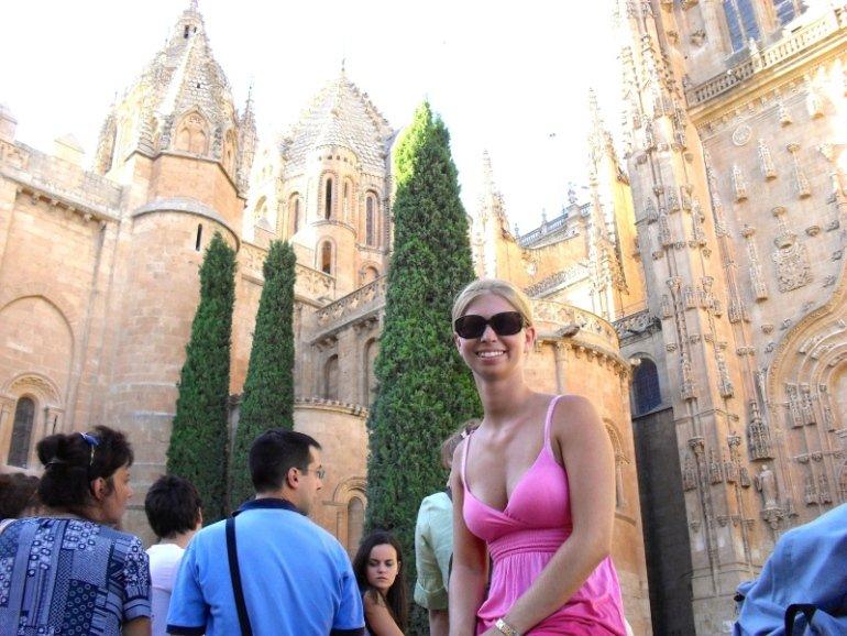 In Salamanca