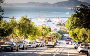 San Francisco – wie vermutet – wunderschön