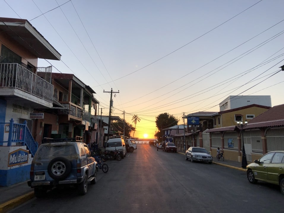 San Juan, Nicaragua -Transport innerhalb des Landes