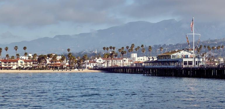 """Santa Barbara – Backpacking an der """"Amerikanischen Riviera"""""""