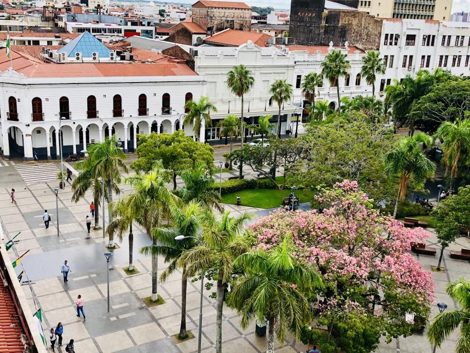Reise nach Santa Cruz als Backpacker, Bolivien