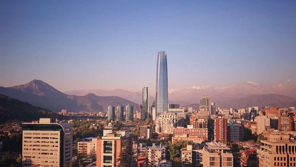 Backpacking in Santiago, Chile