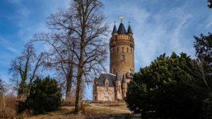 Schloss Babelsberg Turm