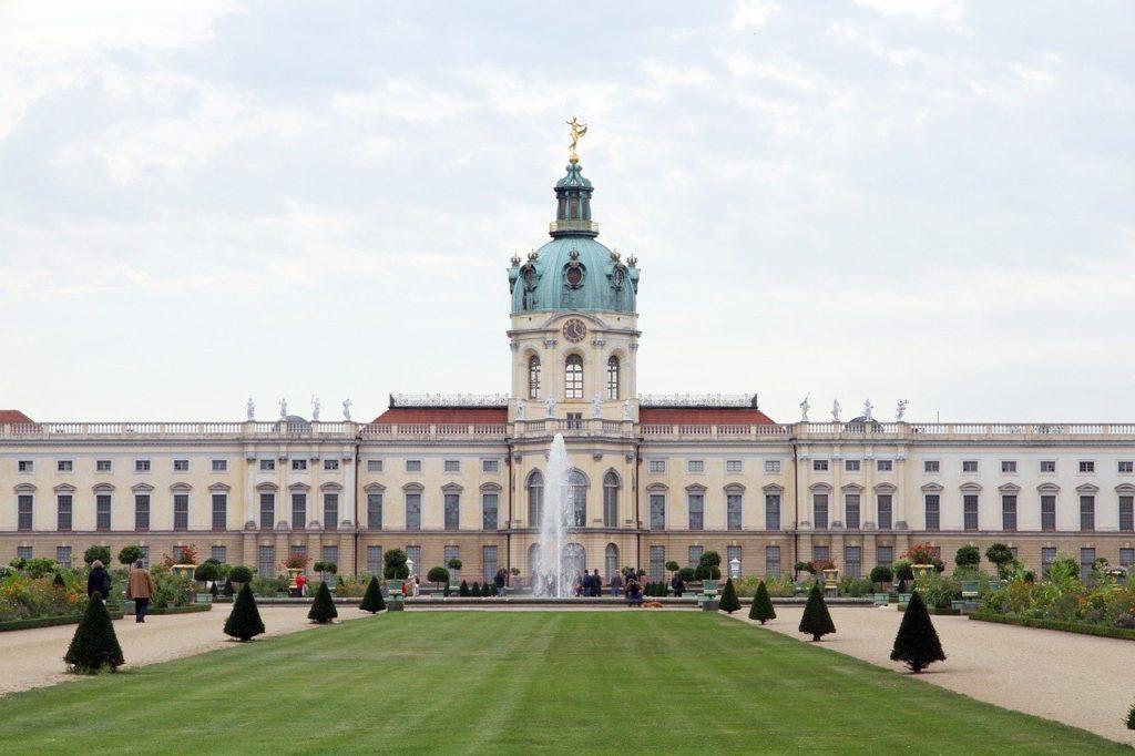 Schloss Charlottenburg in Deutschland
