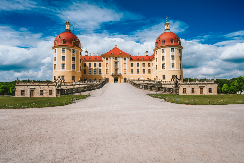 Schloss Moritzburg, Deutschand