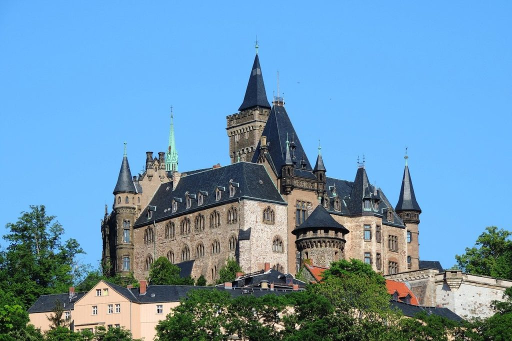 Schloss Wernigerode, Deutschland