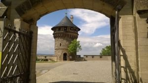 Schloss Wernigerode Turm