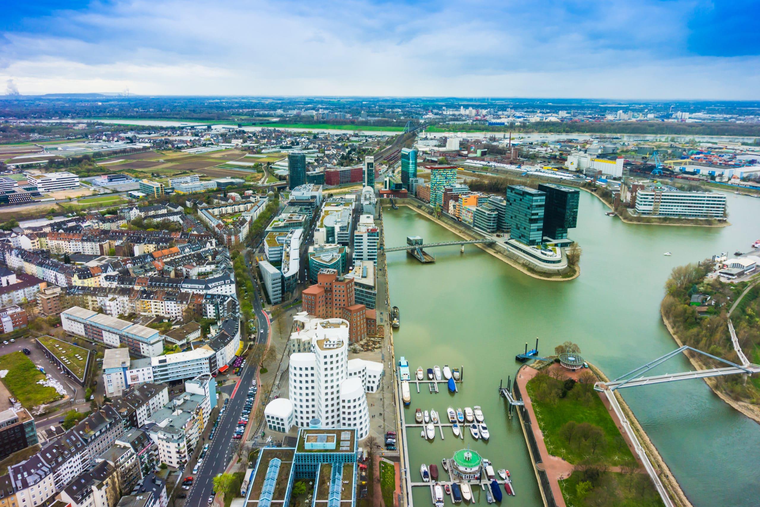 Schöne Städte in NRW