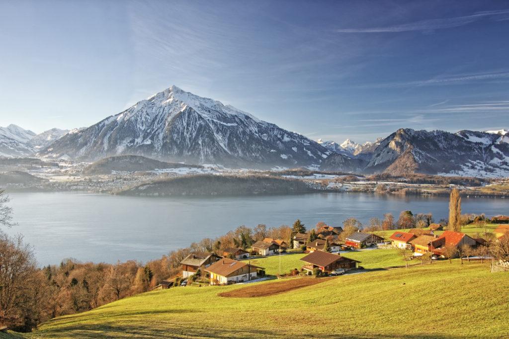 Sicherheit in der Schweiz