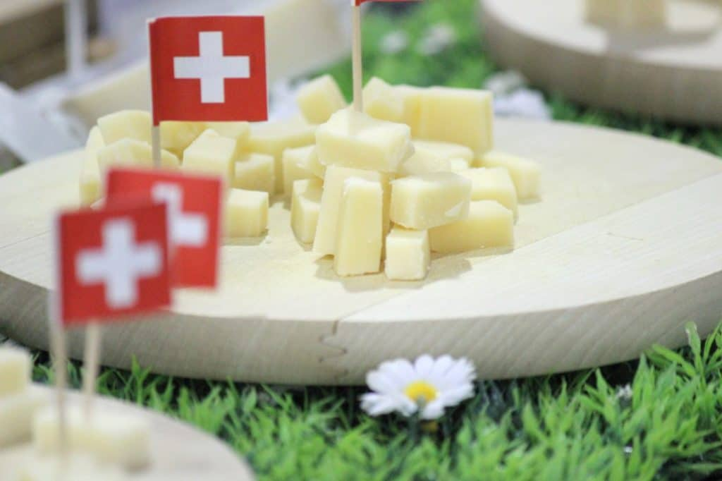 Käse, Schweiz
