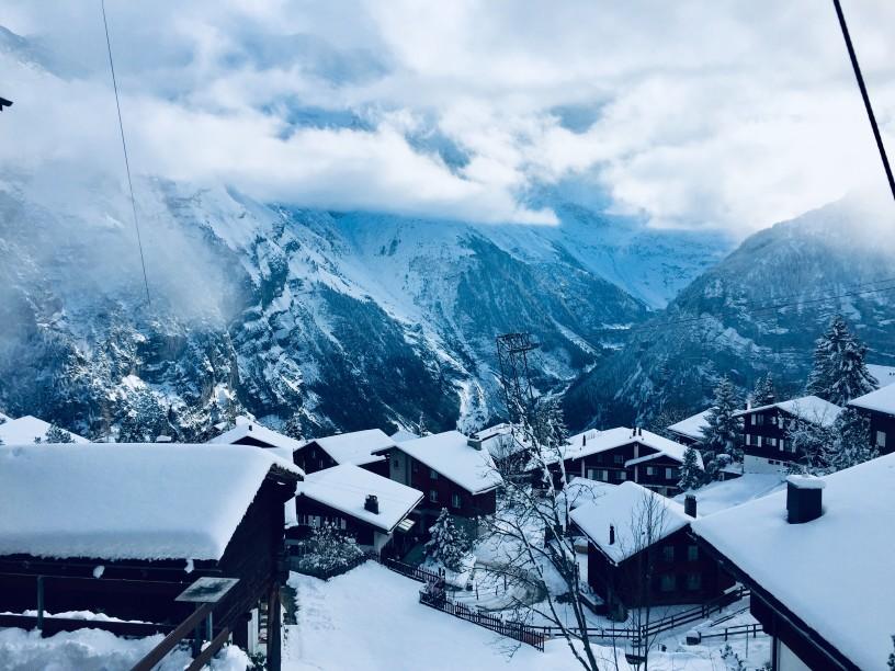 Schweiz Übernachtung