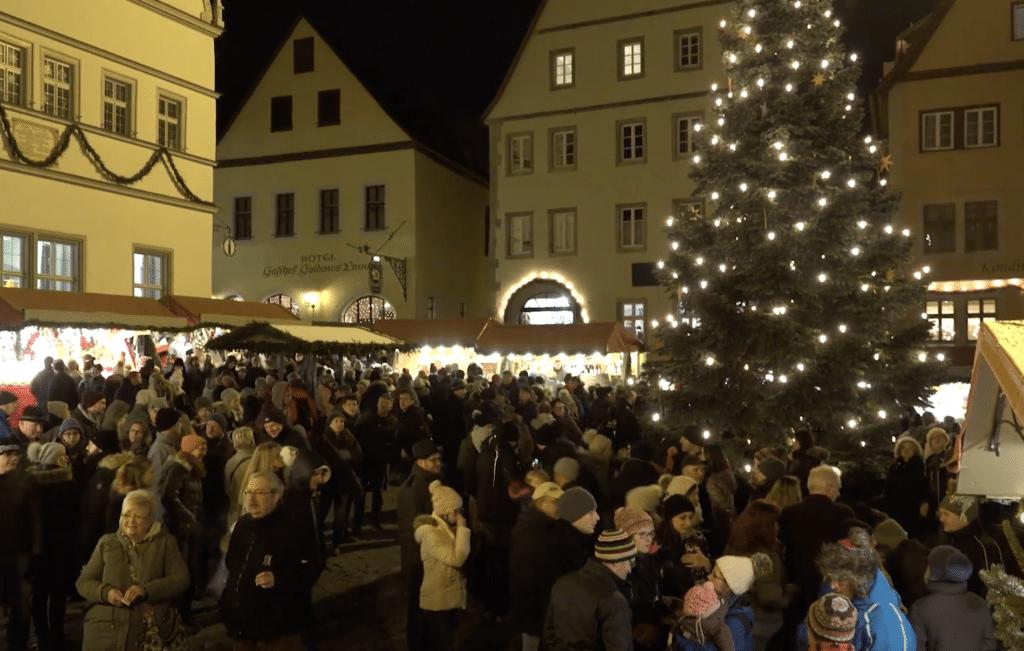 Rothenburger Reiterlesmarkt