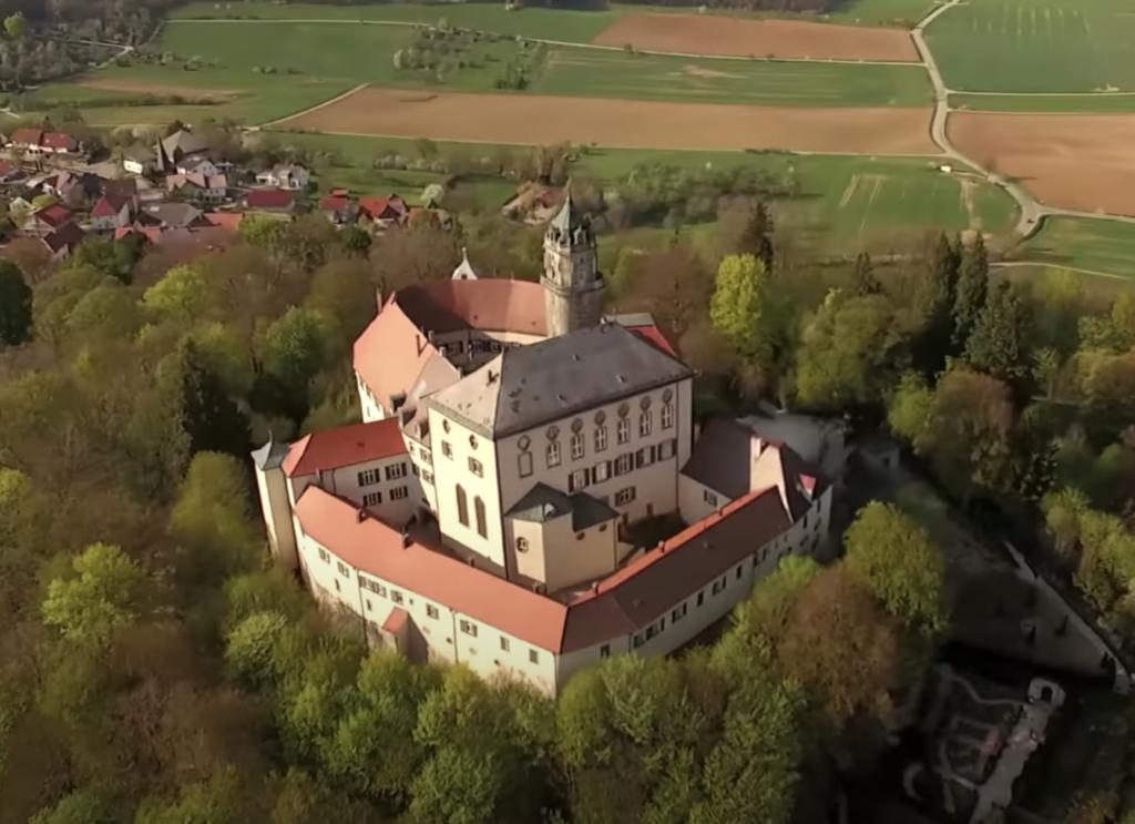 Schloss Baldern in Deutschland