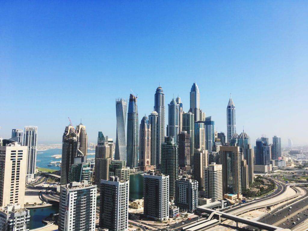 Dubai zählt zu den sichersten Ländern des mittleren Ostens