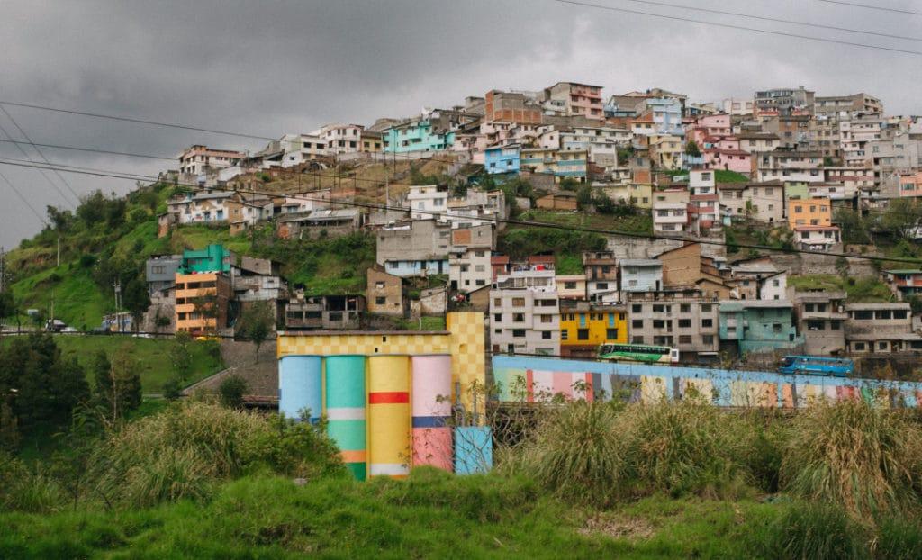 Die Sicherheit in Ecuador