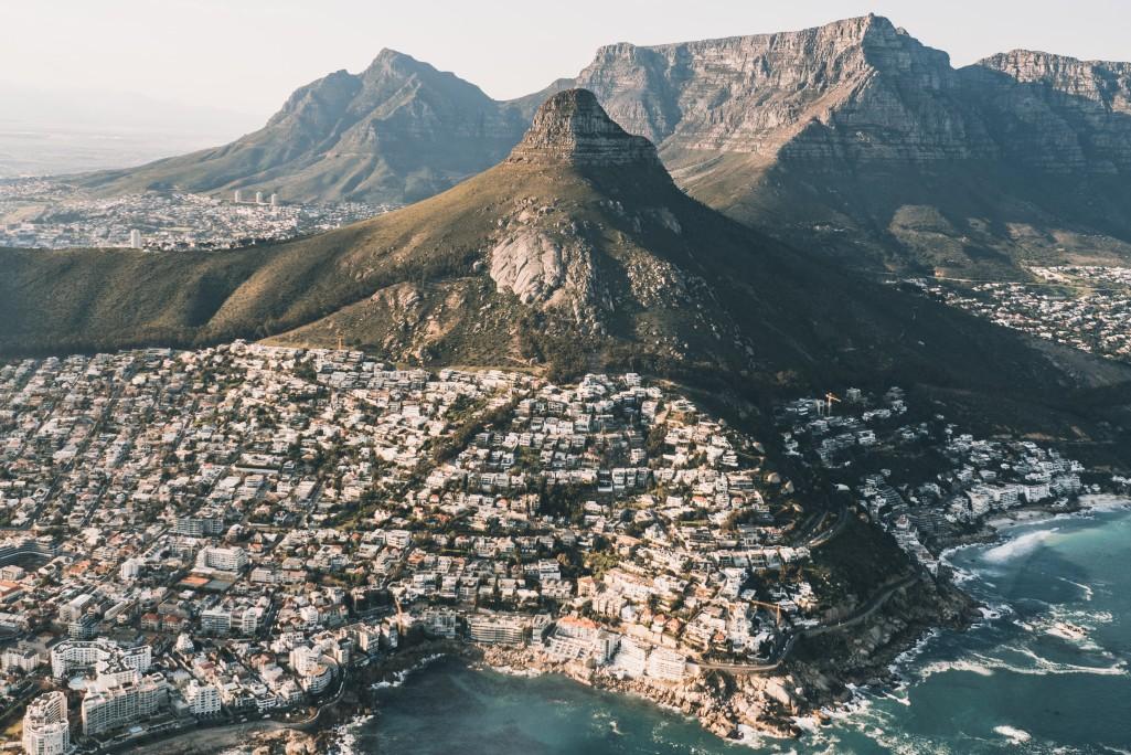Sicherheit in Südafrika