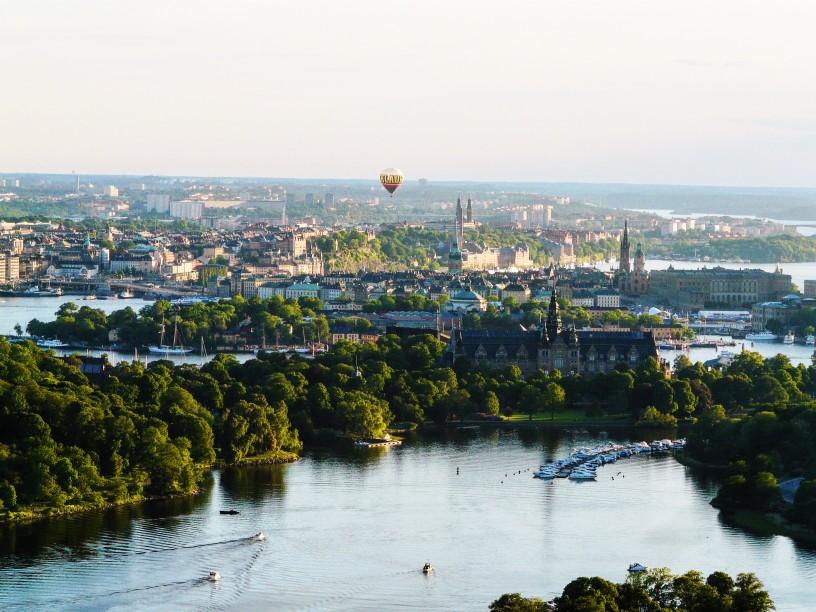Sicherheit in Schweden(Stockholm)
