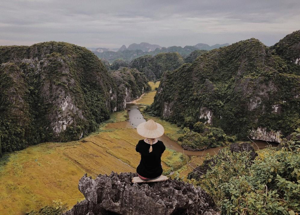 Die Sicherheit in Vietnam