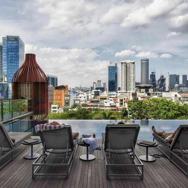 Hotel_Singapur:Übernachtung