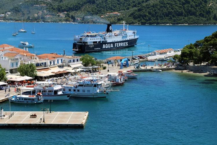 Skiathos, Griechenland