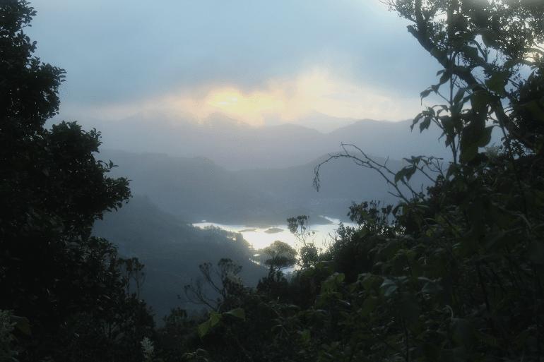 Sonnenaufgang_Adam's_Peak