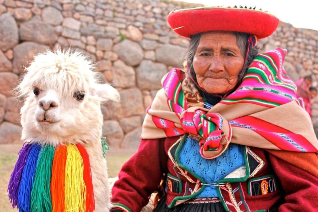 Sprache in Peru