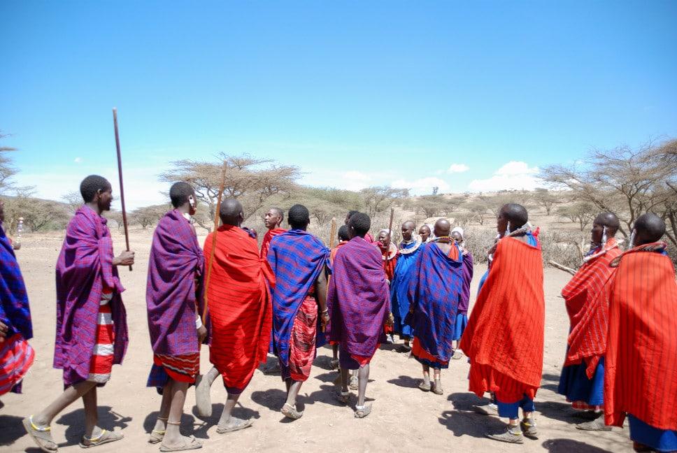 Sprache in Tansania
