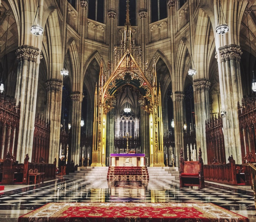 St. Patrick's Cathedral, Irland