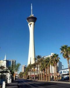 Der Stratosphere Tower_Las_Vegas