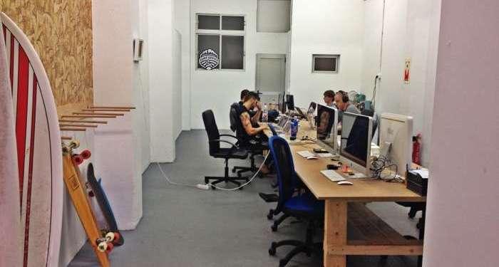 Surf Office Gran Canaria – Hinter den Kulissen eines Coworking Camps!