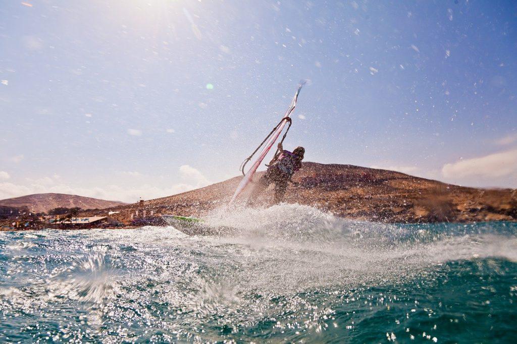 Sport im Sylt, Surfen