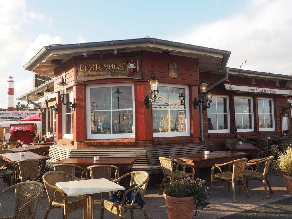 Restaurant im Sylt